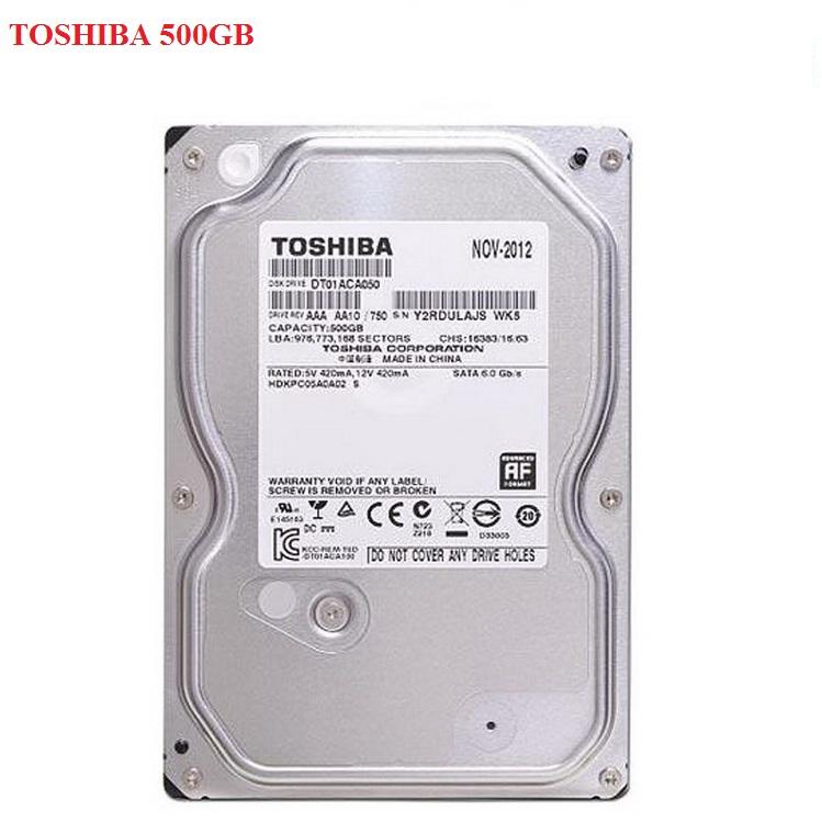 Ổ CỨNG MÁY BÀN TOSHIBA 500GB