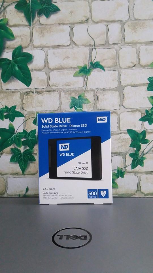 SSD WESTERN 480GB CHÍNH HÃNG